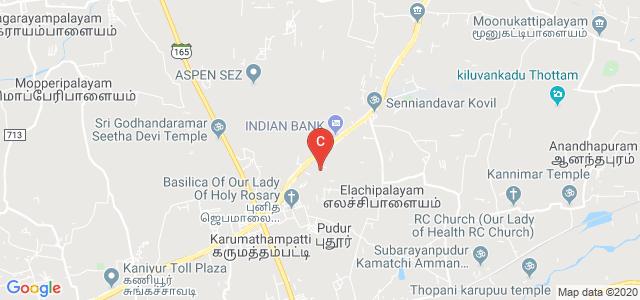 Jansons School Of Business Road, Karumathampatti, Coimbatore, Tamil Nadu, India