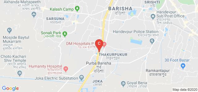 Vivekananda College, Diamond Harbour Road, Mukund Das Colony, Thakur Pukur, Kolkata, West Bengal, India