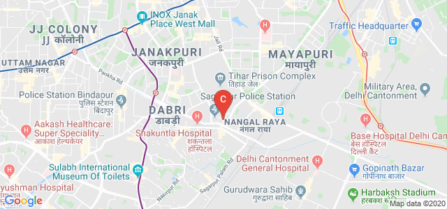 Indraprastha Institute Of Technology And Management, Janakpuri Institutional Area, Janakpuri, New Delhi, Delhi, India