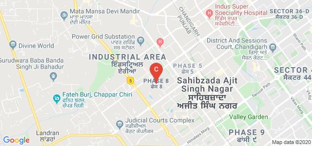 Sector 72, Industrial Area, Sahibzada Ajit Singh Nagar, Punjab, India