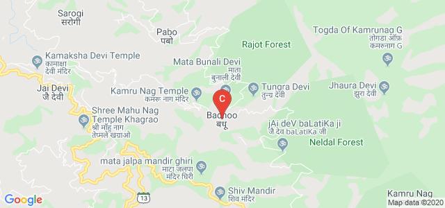 Badhoo, Himachal Pradesh, India
