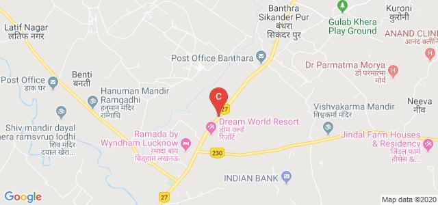 Kanpur - Lucknow Rd, Junab Ganj, Uttar Pradesh 226401, India