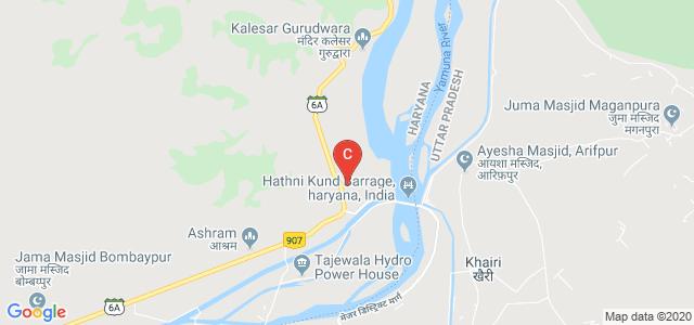 CH Ranbhir Singh Govt. Polytechnic Hathnikund, Raiyanwala, Haryana, India