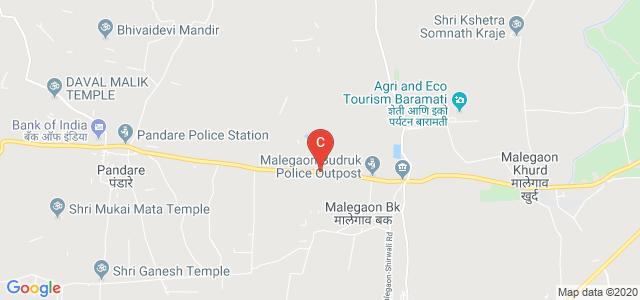 Baramati-Pune Road, Malegaon Bk, Maharashtra 413115, India