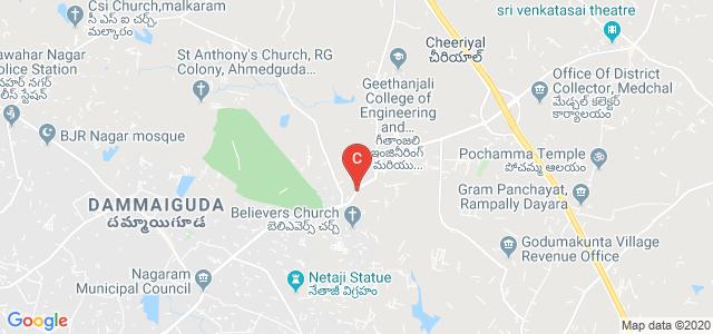 E C I L Keesara Road, Kundanpally, Secunderabad, Telangana, India