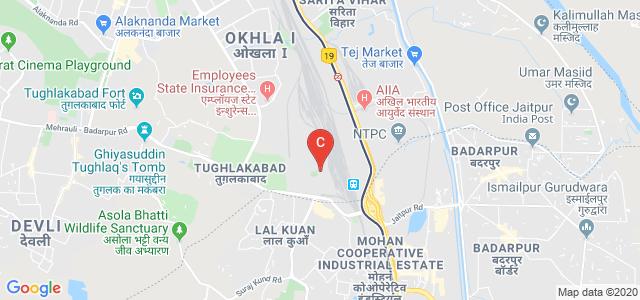 Pul Prahaladpur Gali Number 7, Tughlakabad, New Delhi, Delhi 110044, India
