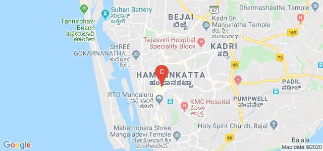 Srinivas School of Engineering, Bhavathi, Bunder, Mangalore, Karnataka, India