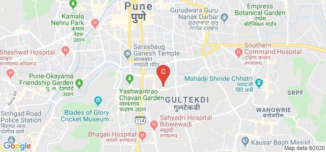 Tilak Maharashtra Vidyapeeth, Gultekdi, Pune, Maharashtra, India