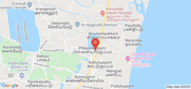 Sri Balaji Vidyapeeth, Puducherry, Pondicherry, India
