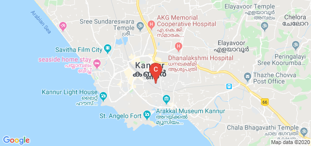 Kannur University, Thavakkara, Kannur, Kerala, India