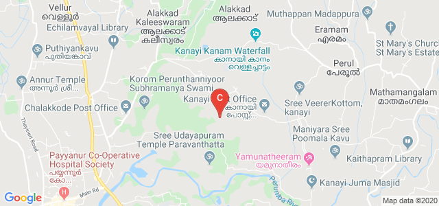 Residential Women's Polytechnic College Payyanur, Muthathy, Kerala, India