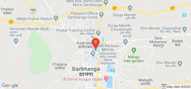 Kameshwar Singh Sanskrit University, University Road, Mansaar Colony, Darbhanga, Bihar, India