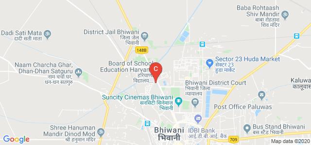 Ch. Bansi Lal University, Friends Colony, Bhiwani, Haryana, India