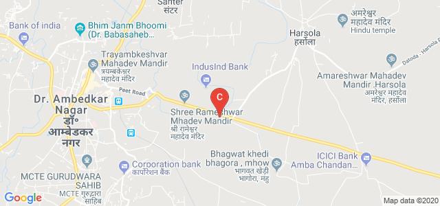 Girnar business school mhow, Mhow - Simrol Road, Madhya Pradesh, India
