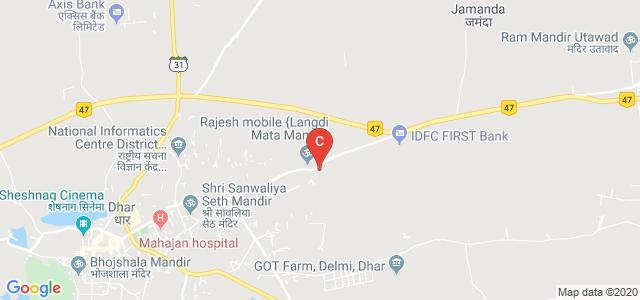 Lsa college dhar, Jetpura, Dhar, Madhya Pradesh, India