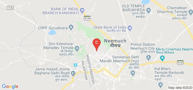 Rajaswa Colony, Neemuch Chawni, Neemuch, Madhya Pradesh, India