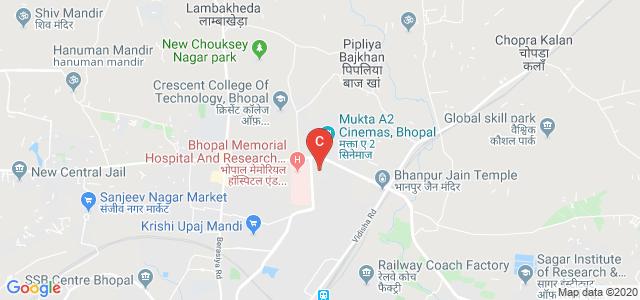 School of Pharmacy & Research, Near New Bhanpur Bridge Rd, Peoples Campus, Bhanpur, Bhopal, Madhya Pradesh, India