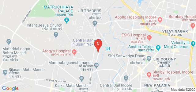 Indore International College, Nanda Nagar, Sanwer Road Industrial Area, Indore, Madhya Pradesh, India