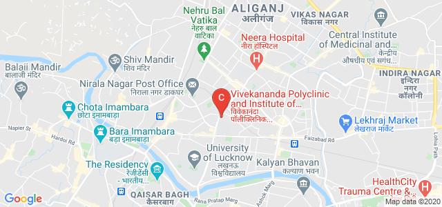 Vivekananda College of Nursing, IT Crossing, Vivekanand Puram, Vivekanandapuri Hydel Colony, Nirala Nagar, Lucknow, Uttar Pradesh, India