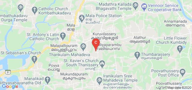 Met's School of Engineering, Hanumankovil - Karappilly Link Road, Valiyaparambu, Kerala, India