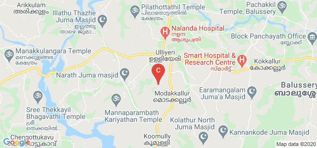 M.Dasan Institute Of Technology, MDIT Road, Ulliyeri, Kozhikode, Kerala, India