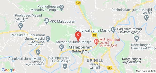 Eranad Knowledge City Technical Campus, Manjeri, Malappuram, Kerala, India