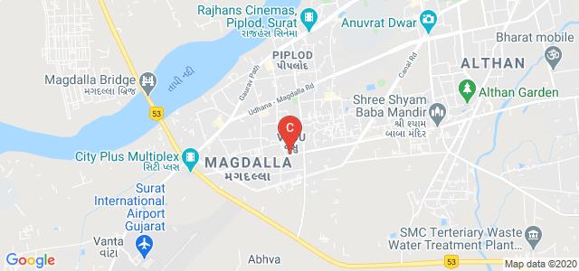 Mahavir Swami College Of Engineering and Technology, VIP Road, Surat, Gujarat, India