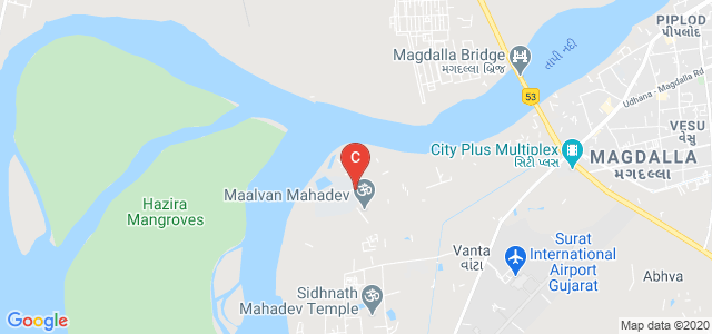 C.K Pithawalla College of Engineering and Technology, Dumas Rd, Surat, Gujarat, India