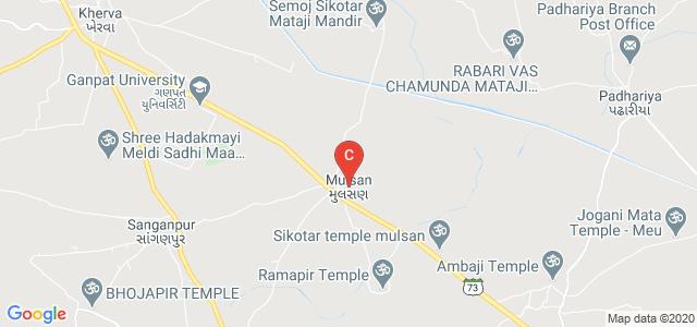 U.V Patel College Of Engineering, Mehsana, Gujarat, India
