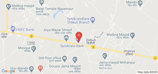DNS College Of Engineering And Technology, Amroha, Uttar Pradesh, India
