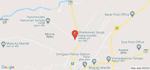 Pahari Buzurg, Jhansi, Uttar Pradesh, India