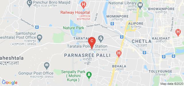 Behala Government Polytechnic, Parnasree Palli, Behala, Kolkata, West Bengal, India