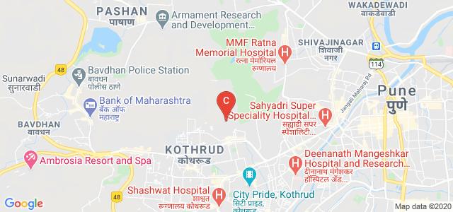 MIT School of Technology Management, Rambaug Colony, Kothrud, Pune, Maharashtra, India
