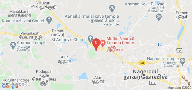 St Xavier's College Rd, Chunkan Kadai, Nagercoil, Tamil Nadu 629003, India