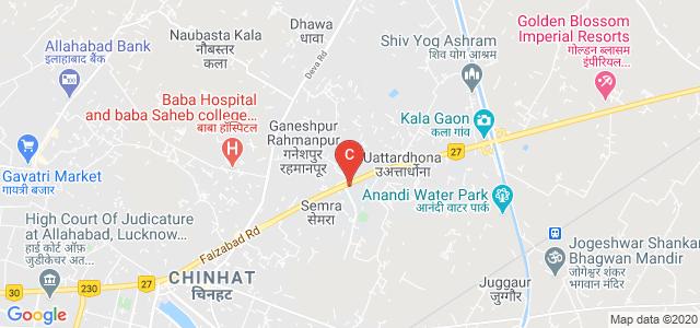 Babu Banarasi Das National Institute of Technology & Management, Faizabad Road, Lucknow, Uttar Pradesh, India