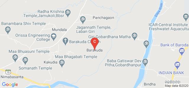Barakuda, Odisha, India
