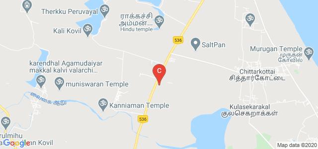 University College of Engineering Ramanathapuram, Ramanathapuram - Manamelkudi Road, Pullangudi, Tamil Nadu, India