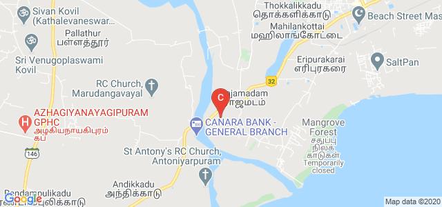 University College of Engineering Pattukottai, State Highway 200, Marudangavayal, Tamil Nadu, India