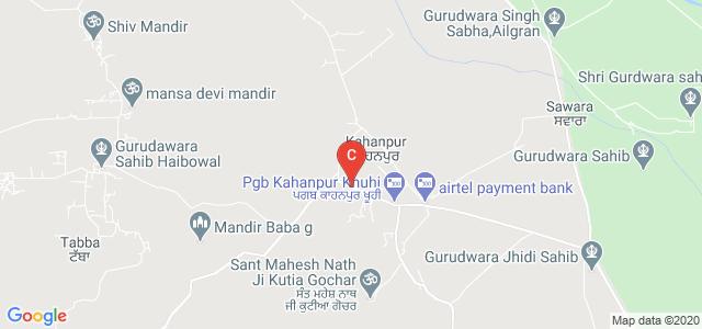 Global College of Engineering and Technology, Garhshankar-Nawanshahr Road, Kahanpur, Ropar, Punjab, India