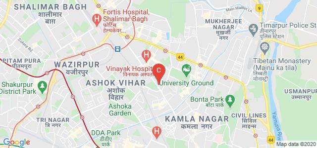 Shri Guru Tegh Bahadur Institute of Management and Information Technology, GT Karnal Road, Gurdwara Nanak Piao Campus, Kirpal Bagh, Gujranwala Town, New Delhi, Delhi, India