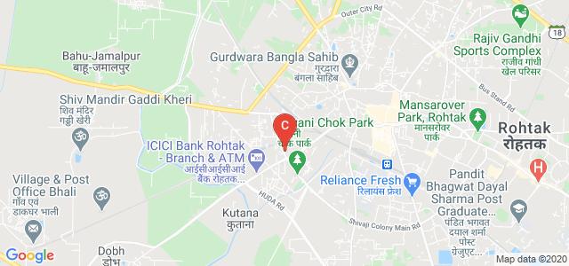 Hindu Institute of Management & Technology, New Rajendra Colony, Rohtak, Haryana, India
