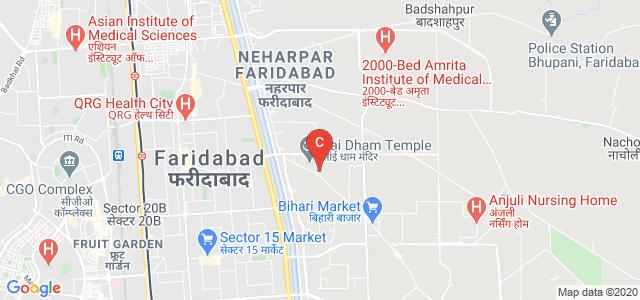 Institute Of Management & Technology, Tigaon Rd, Near Sai Dham, Sector 86, Faridabad, Haryana, India