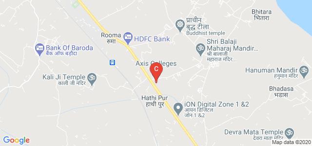 AXIS BUSINESS SCHOOL, Chakeri Ward, Kanpur, Uttar Pradesh, India