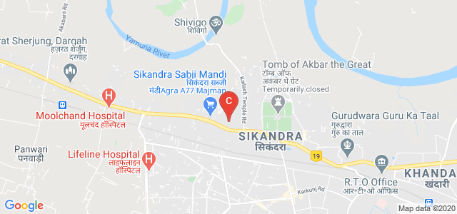 ACME Institute Of Management & Technology, Near Sudhir Dharamkanta, Bypass Road, Sikandra, Agra, Uttar Pradesh, India