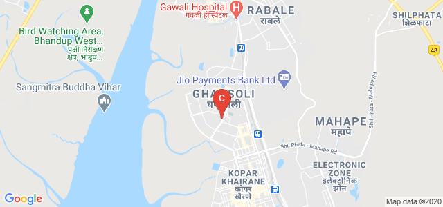 Rajeev Gandhi College of Management Studies, Sector 8, Sector 5, Jijamata Nagar, Ghansoli, Navi Mumbai, Maharashtra, India