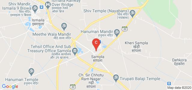 Shri Balaji Institute of Engineering & Technology, Rohtak, Haryana, India