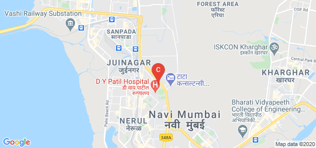 Dr. D Y Patil Polytechnic, Sector 7, Nerul, Navi Mumbai, Maharashtra, India