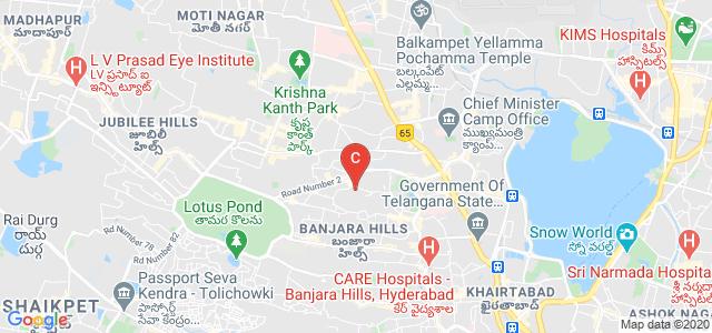 GBS School of Business Studies, Road Number 3, Green Valley, Banjara Hills, Hyderabad, Telangana, India