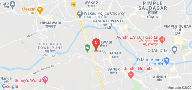 National Institute of Construction Management and Research, Ram Nagar, Baner, Pune, Maharashtra, India