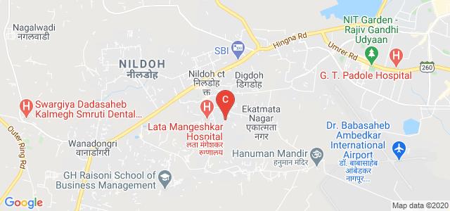 Priyadarshini College of Engineering, Hingna Rd, Digdoh Hills, Nagpur, Maharashtra, India